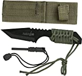 Miscellaneous Survivor HK-106320 Outdoor Fixed Blade Knife 7