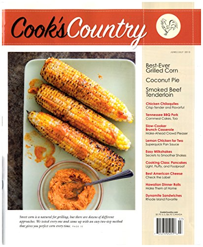 Cook's Country June July 2015