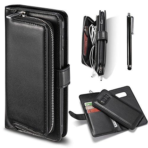 3 opinioni per Case Samsung Galaxy S8 Plus,Samsung Galaxy S8 Plus Cover,Bonice Premium Pelle