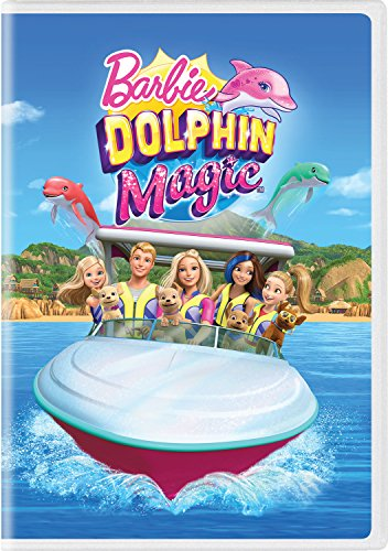 Barbie: Dolphin Magic - Dvd English Magic