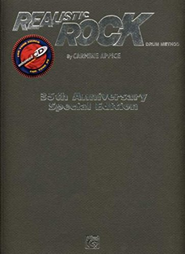 Realistic Rock: 35th Anniversary Special Edition, Book & Enhanced CD