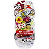 Tech Deck - 96mm Fingerboards - 4-Pack - Toy Machine