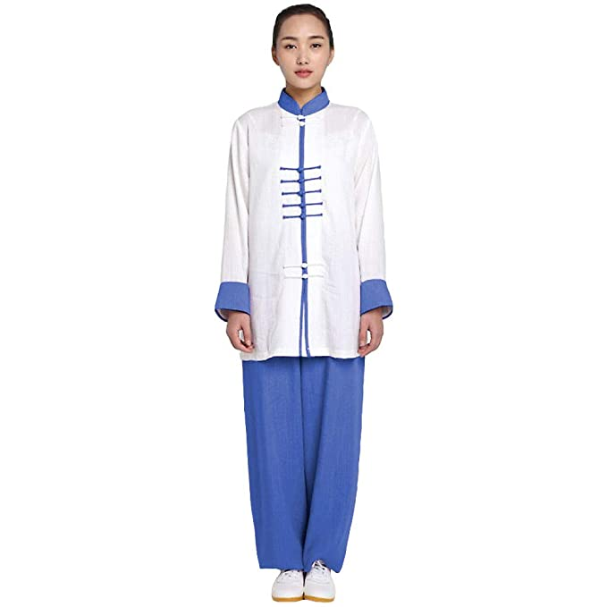 Amazon.com: ZOOBOO Tai Chi uniforme ropa – artes marciales ...