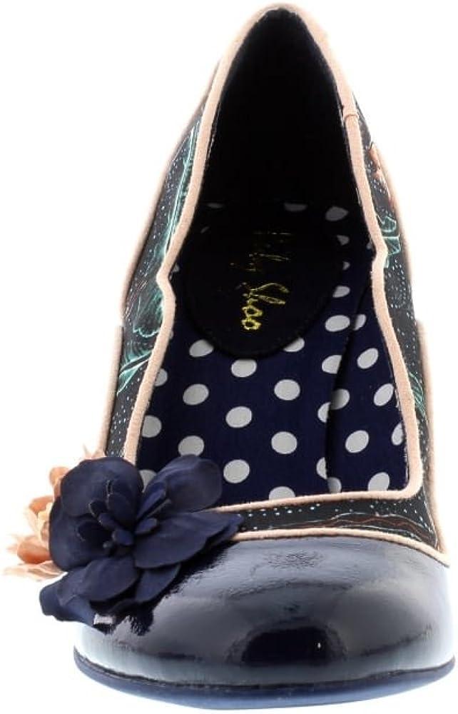 Ruby Shoo Viola Femme Chaussures Bleu