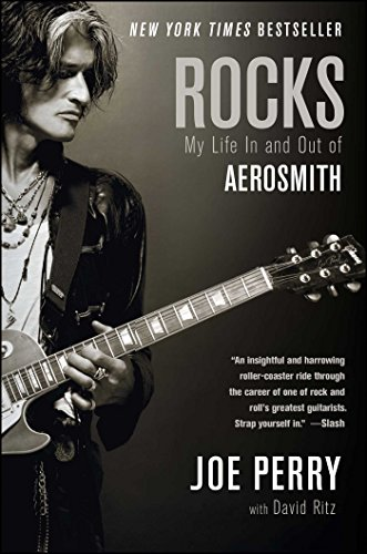 - Rocks: My Life in and out of Aerosmith