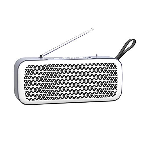 Household appliances Bluetooth Audio FM Radio, Mini Wireless Outdoor Portable, Support TF Extension Support U Disk Expansion AUX Input AOYS by Household appliances (Image #9)
