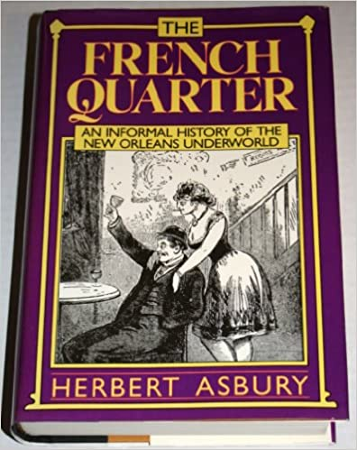 Book French Quarter O/P