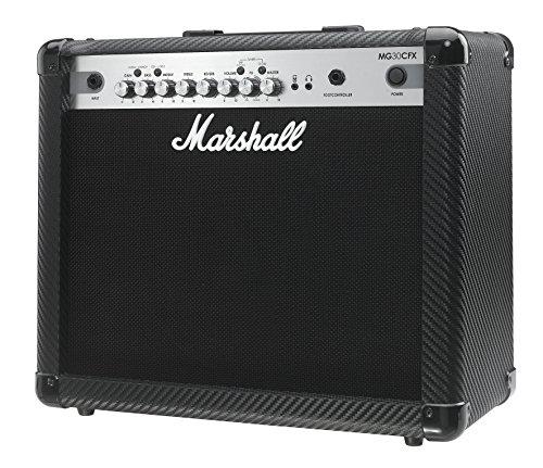 Marshall MG30CFX Amplificador Combo Guitarra con Efectos, 30 W