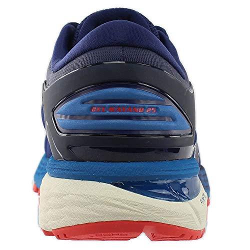 ASICS Gel-Kayano 25 Men's Running Shoe, Indigo Blue/White, 7 D(M) US by ASICS (Image #2)