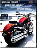 9920340 2006 Victory Hammer Jackpot VX and Ness VX Service Manual