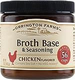 Orrington Farms Natural Broth Base & Seasoning, Chicken, 12 Ounce