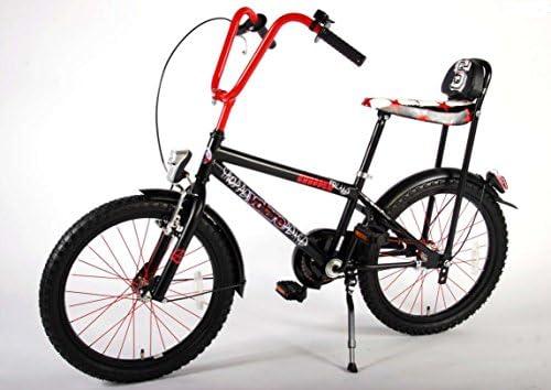 Moto Chopper Bicicleta Niño Trípode 20 Pulgadas y Frenos de ...