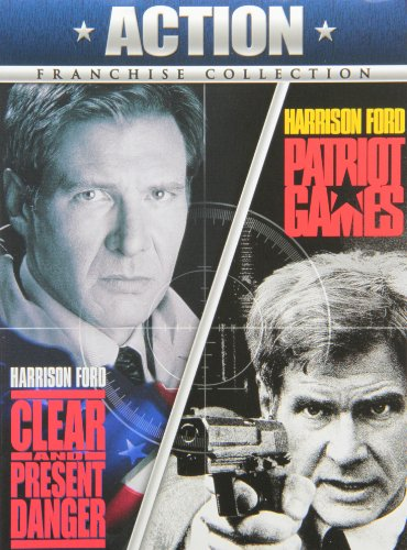 Clear and Present Danger / Patriot Games Double Feature