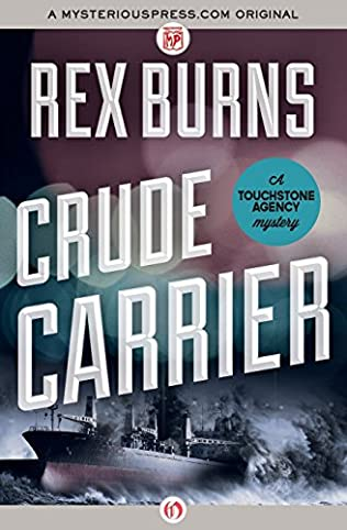 book cover of Crude Carrier