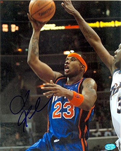(Quentin Richardson Signed Photo - 8x10) - Autographed NBA Photos)