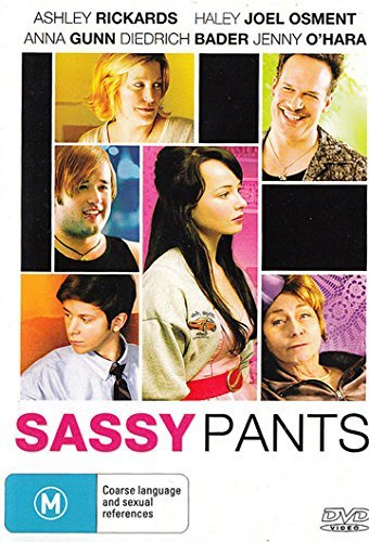 (Sassy Pants [ NON-USA FORMAT, PAL, Reg.4 Import - Australia ] by Anna Gunn)