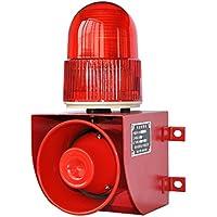 YS-01G Industrial Harbor pier waterproof sound and light alarm AC230V