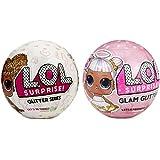 L.O.L Surprise Glitter Bundle and L.O.L...
