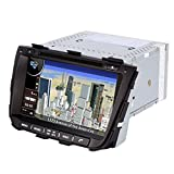 TamYu 8 Inch Touchscreen Monitor Car GPS Navigation System for KIA SORENTO 2013 2014 Car Stereo DVD Player +Free Backup Rear View Camera+Free US Map