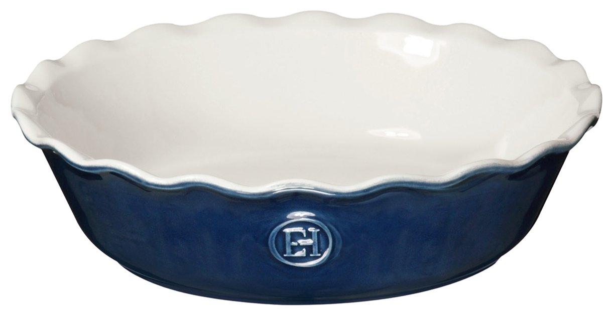 Emile Henry 556122 HR Ceramic Mini Pie Dish, Twilight by Emile Henry