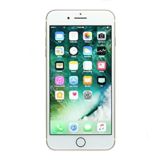 Apple iPhone 7 Plus, 256GB, Gold - For AT&T (Renewed)