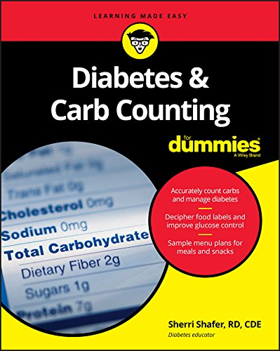Diabetes and Carb Counting For Dummies (For Dummies (Lifestyle)) (Diabetes Counter)