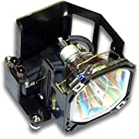 Mitsubishi WD-62531 LCD TV Lamp Cage Assembly with High Quality Original Bulb