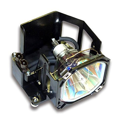 (Mitsubishi 915P043010 Projector TV Assembly with OEM Bulb and Original Housing)