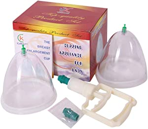 Vacuum Suction Cupping Breast Buttocks Body Firming