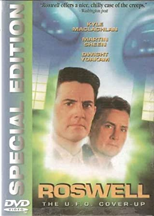 Amazon com: Roswell: The UFO Cover-Up: Martin Sheen: Movies & TV