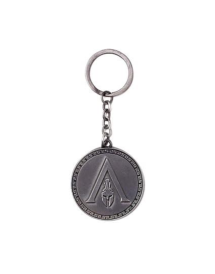 Assassins Creed Keychains Odyssey - Odyssey Logo Metal ...