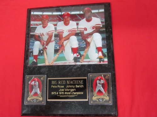 Pete Rose Johnny Bench - 1