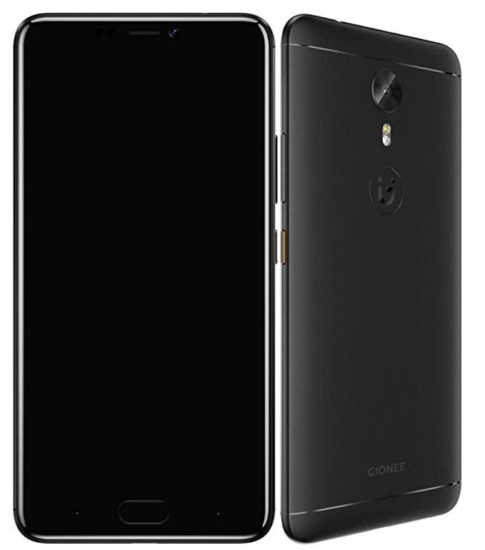 Gionee A1 Lite Mobile Phone  Black  Smartphones