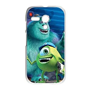 Monsters, Inc Motorola G Cell Phone Case White D4609954