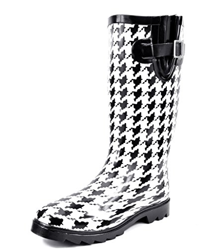 boots for rain for women size 5 - 7