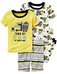 Carter's 4 Piece PJ Set (Toddler/Kid)