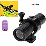 Cooler LCD 1080P H.264 30M Waterproof Helmet Sport Action Video Camera 170¡ã HD Lens HDMI AV-OUT Recording PC Camera Driving Recorder