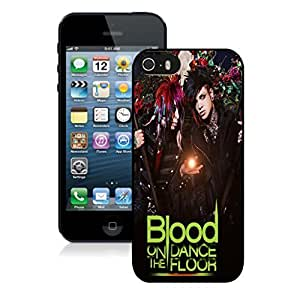 meilz aiaiNew Unique DIY Antiskid Skin Case For Iphone 5S Blood on The Dance Floor iPhone 5s Black Phone Case 055meilz aiai by gostart by paywork
