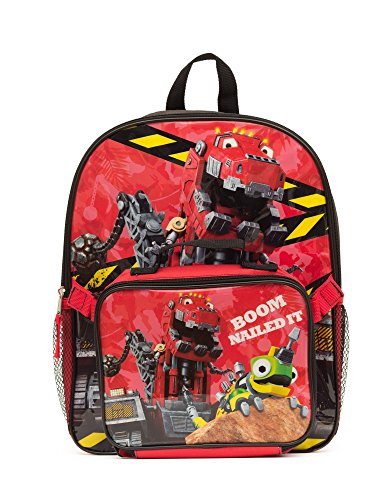 DinoTrux Backpack with Lunch Kit