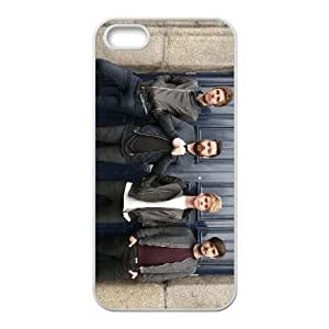 iphone5 5s phone cases White Kodaline cell phone cases Beautiful gifts PYSY9400138