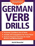 German Verb Drills, Astrid Henschel, 0071420886