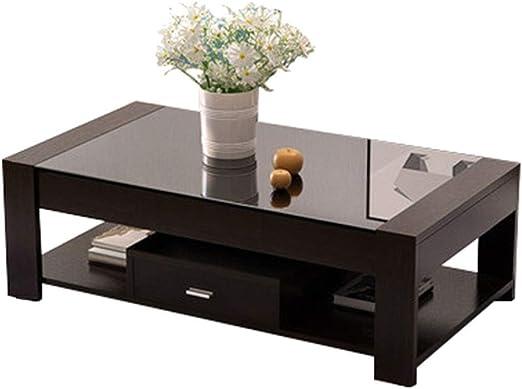 Xu-table Mesa de Trabajo de salón, Decoración de Oficina Mesa Baja ...