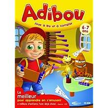 Adibou joue a lire et a compter 6-7 ans (vf - French software)