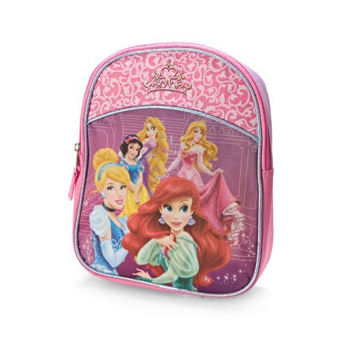 Disney Princesses Group Mini Pink Backpack