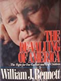 The De-Valuing of America 9781561792245