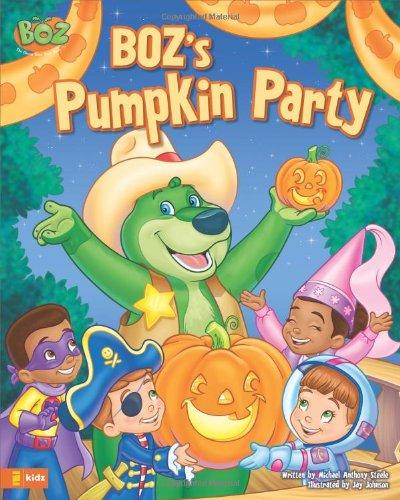 BOZ's Pumpkin Party (BOZ Series) pdf epub