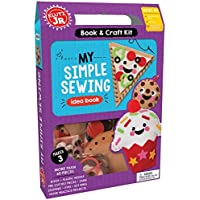 KLUTZ Jr. My Simple Sewing Craft Kit
