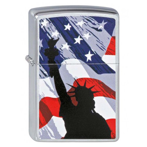 Zippo Statue Liberty American Lighter 2277 product image