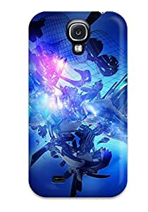 Rolando Sawyer Johnson's Shop Hot 8511771K71160667 Premium Blue Abstract 1080p Back Cover Snap On Case For Galaxy S4