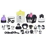 Littlest Pet Shop Black & White Pack 1 Playset